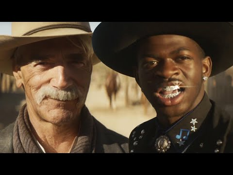 SuperBowl 2020: Lil Nas X and Sam Elliot