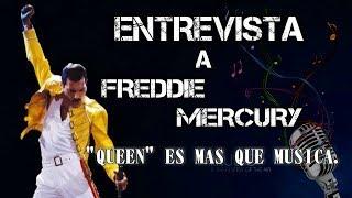 La Entrevista mas Famosa de Freddie Mercury