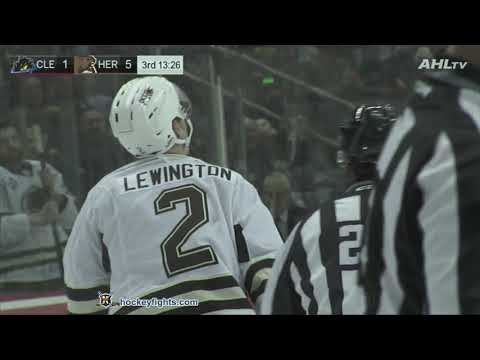 Tyler Lewington vs. Ryan MacInnis