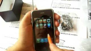 Celular Tiphone (Iphone) V800 Tv Dual Sim Mp3 Mp4 Camara Radio Java