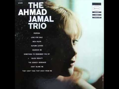 Ahmad Jamal Discography Top Albums And Reviews