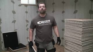 How-To Install DRIcore Subfloor