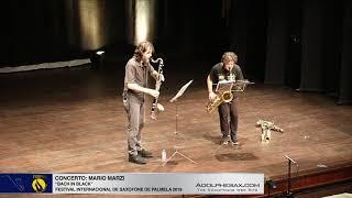 FISPalmela 2019 – Mario Marzi & Achille Succi – Bach in black VI