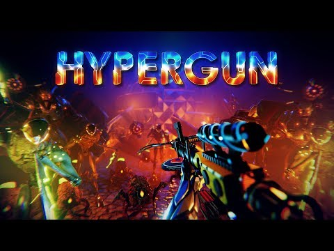 HYPERGUN Announcement Trailer thumbnail