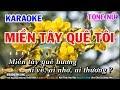 Karaoke Min Ty Qu Ti Nhc Sng Beat N D Ht Karaoke Phi Long