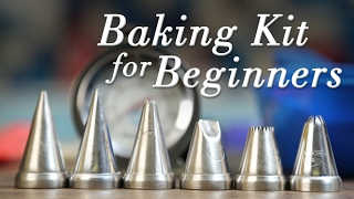 Baking Kit for Beginners – Baking Basics with Upasana – Baking Essentials for Starters