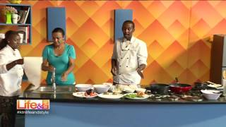 Life and Style: The Kitchen with Jacqueline Arkle - aspiring MCA -Karen - 03/04/2017