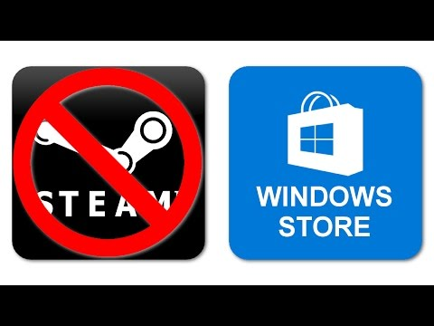 Windows Store statt Steam - Wie gut funktionieren Spiele als App?