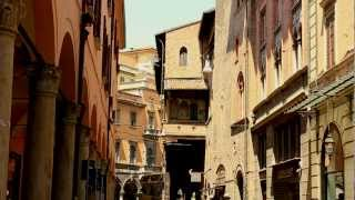 Beautiful view of the Ancient Buildings of the City of Bologna during Summer - Zenitude Experience