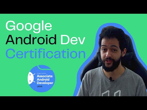 Certification for Google Android Developer - Review - YouTube
