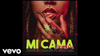 Mi Cama (Remix) - Karol G (Video)