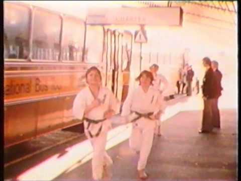 Tadashi Nakamura & Shigeru Oyama in Copenhagen 1975