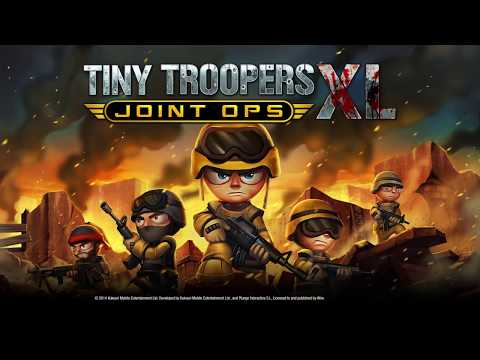 Tiny Troopers Joint Ops XL Launch Trailer Switch ESRB thumbnail