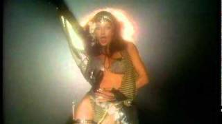Kate Bush - Babooshka - Official Music Video