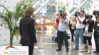 Festival de Monte Carlo TV Festival 2011 - Matthew Gray Gubler et Thomas Gibson