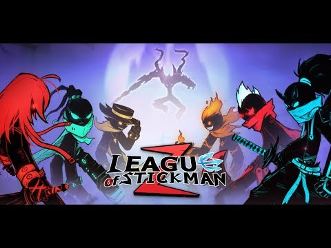 League of Stickman 2-Sword Demon video