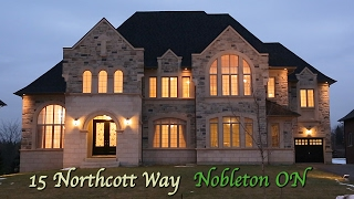 SOLD-15 Northcott Way   Nobleton ON   Listed by Cecilia De Freitas
