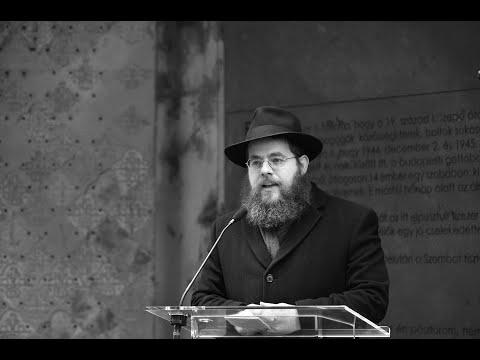 Magyar zsidó közélet 30 éve – Feldmájer Péter és Köves Slomó | KR 2020.08.13.