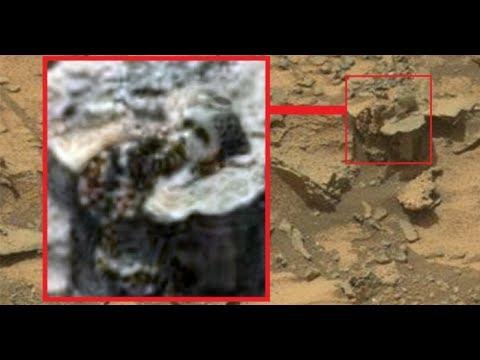 Beelden op Mars