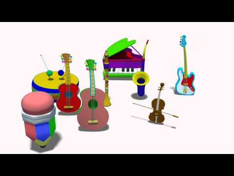 Маленький оркестр видео