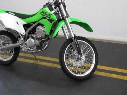 2022 Kawasaki KLX 300R in Wichita Falls, Texas - Video 1