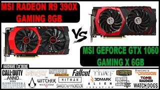 r9 390x vs gtx 1060 - Free video search site - Findclip Net