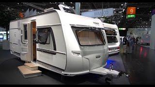 Luxus Wohnwagen Fendt 2021 560 SKM Saphir 2021