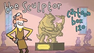 The Sculptor | Cartoon Box 120 | by FRAME ORDER | Hilarious funny new CARTOON BOX episode