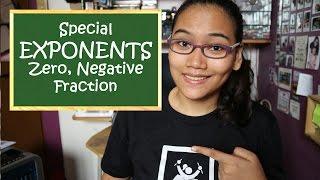 Grade 9 Math   Zero, Negative, and Fractional Exponents   Team Lyqa