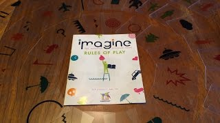 Imagine by Gamewright Party Game Review
