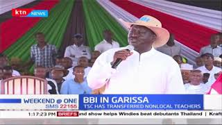 RAILA: \'I\'ve talked with Uhuru, the North Eastern region teachers\' crisis will come to an end soon\'