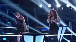 The Voice-Battle Sneak Peek  Angie vs. Cheesa