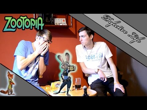 Reakce na filmy | Zootropolis | Adam & Vašek