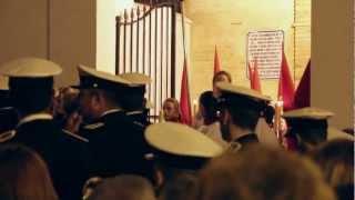 preview picture of video 'Semana Santa Bornos 2012. Miercoles Santo'