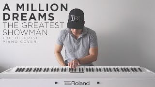 The Greatest Showman (Ziv Zaifman) - A Million Dreams | The Theorist Piano Cover