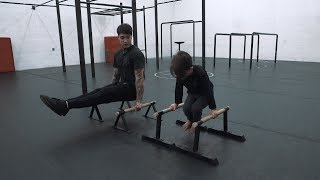Father's Day Workout (My Son Beat Me!) | THENX by OFFICIALTHENX