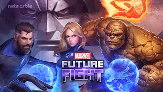 The Fantastic Four join Marvel Future Fight!   Full Reveal