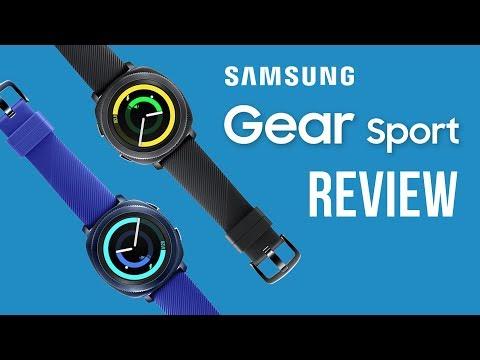 Samsung Gear Sport review: stylish, sleek, seriously waterproof smartwatch