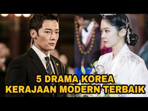 5 drama korea kerajaan modern terbaik