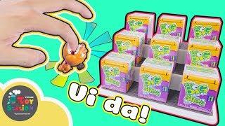Bộ Sưu tập Thú Nhỏ Miệng To cắn ngón tay Little Big Bites ToyStation 386