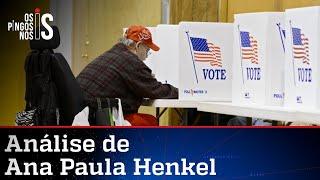 Ana Paulo Henkel analisa a reta final na eleição dos EUA