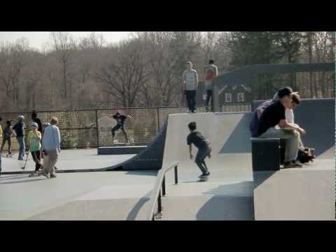 """Popular"" Wawa Skatepark"