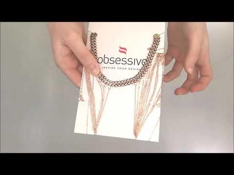 Nádherný náhrdelník Bijou 903 Necklace - Obsessive
