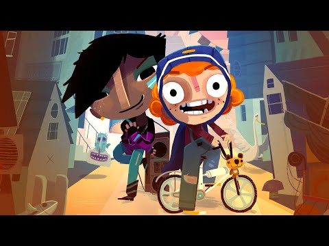 "Double Fine Presents // Knights and Bikes - Launch Trailer ""I Wanna Ride My Bike!"" thumbnail"