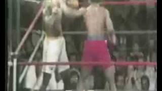 George Foreman vs Sonny Liston