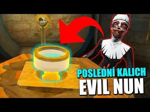 EVIL NUN POSLEDNÍ KALICH!