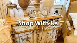 Shop With Us | French Country And Farmhouse Decor Thrifting