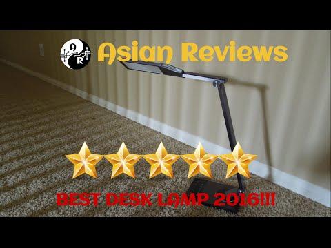 BEST Desk Lamp 2016! TaoTronics Metal LED Desk Lamp Review