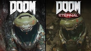DOOM: Eternal vs DOOM | Direct Comparison