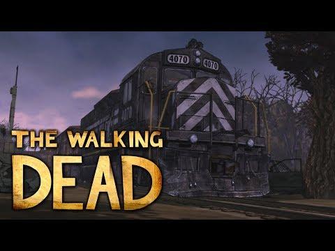 The Walking Dead - NAŠLI JSME FUNKČNÍ VLAK! | #12 | České titulky | 1080p